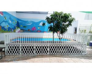 Hồ bơi Composite
